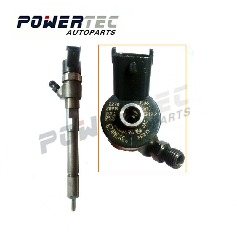 For Bosch Injektor 0445110494 Diesel Injector 0 445 110 494 For Engine MWM 0445110493 Suit For Nozzle DLLA155P2312
