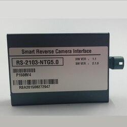 Cocok untuk kamera antarmuka mercedes comand sistem parkir pedoman online audio 20 cd ntg5