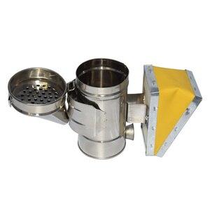 Image 3 - Kit transmissor de colmeia de abelha, equipamento de alta qualidade de aço inoxidável adequado para fumador