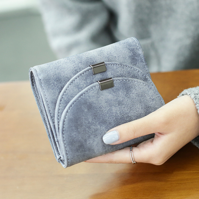 pequeno padrão carteira sólida simples Keywords : Mini Wallets/small Wallets/women Wallets