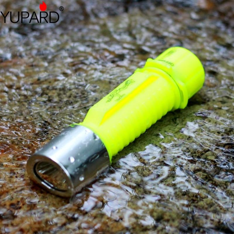 YUPARD XM-L2 led duiken waterdichte onderwater zaklamp Lamp zaklamp 3 - Draagbare verlichting