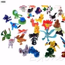 24PCS Wholesale Lots Cute Pokemon Mini Random Pearl Figures New Hot Kids Toy Hot
