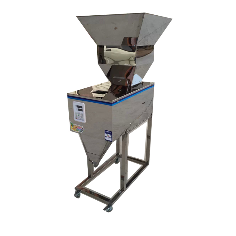 20-2500g Food Weighing Racking Machine Granular Powder Medicinal Filling Machine Hopper Installed High-quality 1 year Warranty 1000g 98% fish collagen powder high purity for functional food