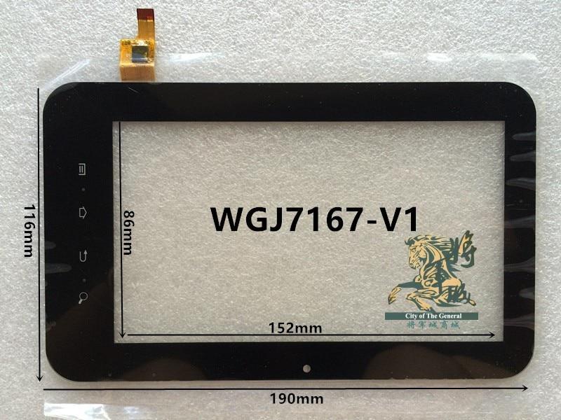 GENCTY For 7 inch WGJ7167-V1 W-B