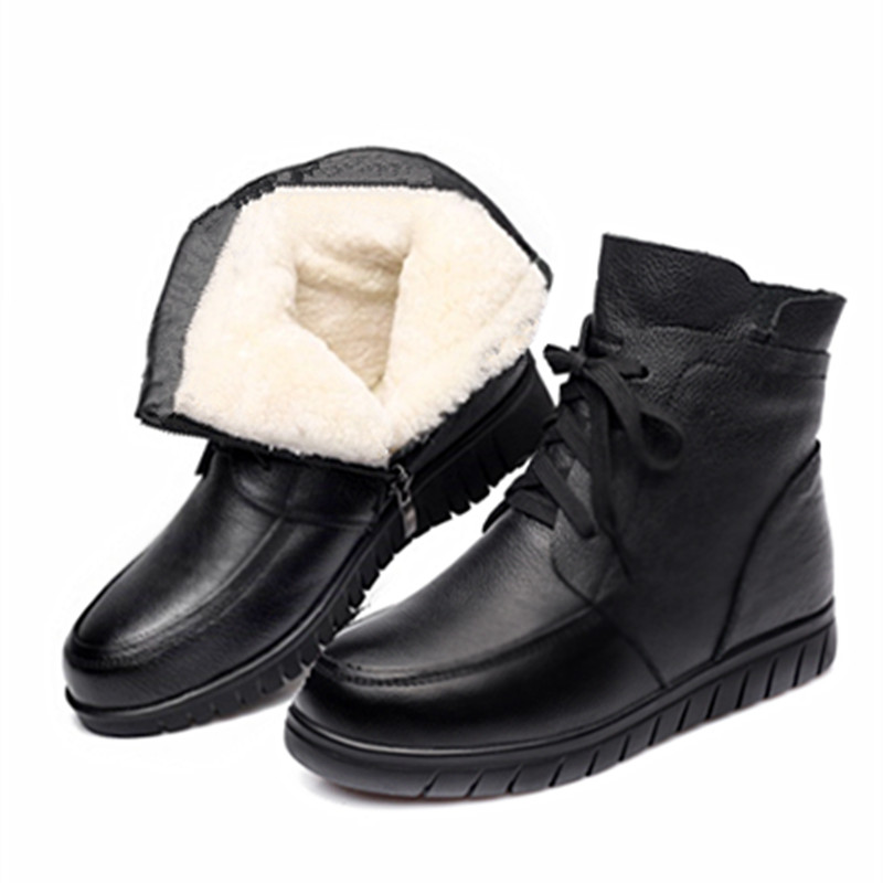 Aliexpress.com : Buy Women's Boots Ankle Boot Genuine