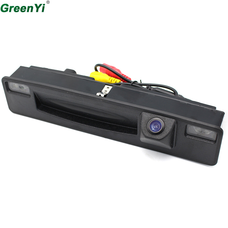 GreenYi CCD Car Rear View font b Camera b font For Ford Focus 2015 2016 2017