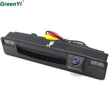 GreenYi CCD вид сзади автомобиля Камера для Ford Focus 2015 2016 2017 Магистральные ручки переключателя Камера HD Ночное видение Водонепроницаемый анти -туман