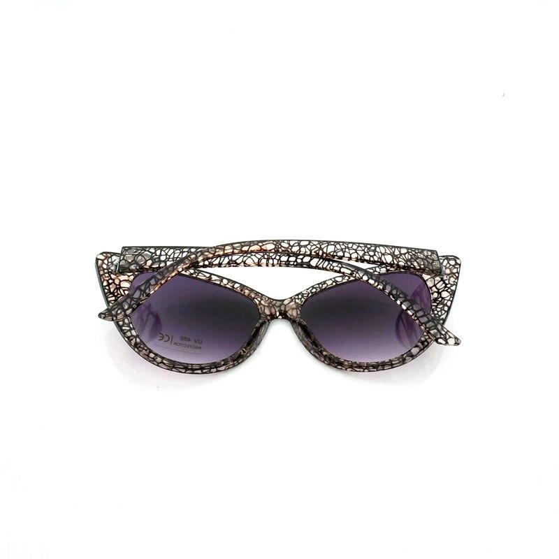 Կանանց արևային ակնոցներ Cat Eye բրենդի - Հագուստի պարագաներ - Լուսանկար 5