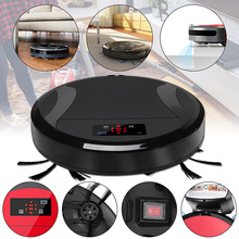 Auto Floor Vacuum Cleaner Robot Smart Robotic Automatical Dust Size 320x60mm 330A 20V 0.9A