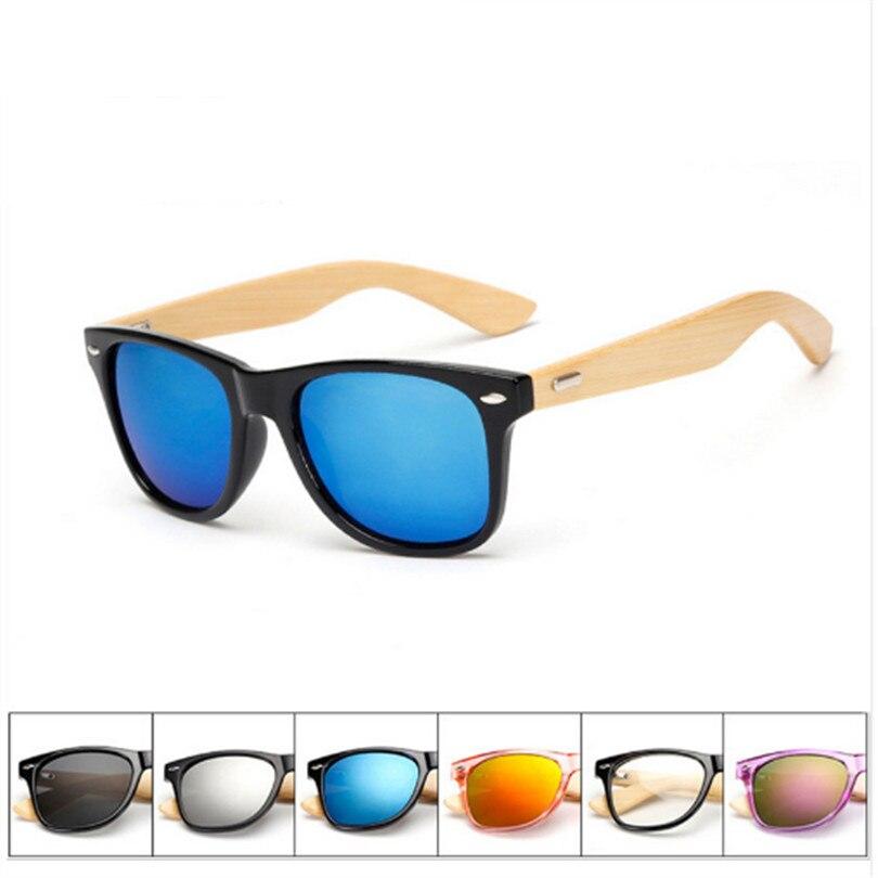Männer Frauen 1 Stücke Mode Original Runde Bambus Sonnenbrille Fall Holz Sonnenbrille Box Spektakel Brillen Fall Wy2703 Herren-brillen