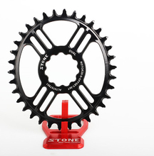 цена на Stone Oval Chainring For Rotor 30 mm REX1.1 REX2.1 3D+ XC2 3DF XC2 5mm Offset 30t 32t 34t 36t 38T Bike Narrow n Wide Chainwheel