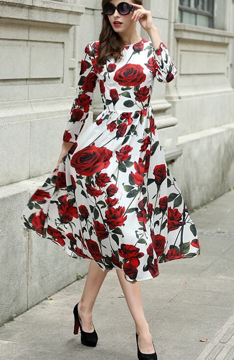 Шифоновое платье с бесплатной доставкой