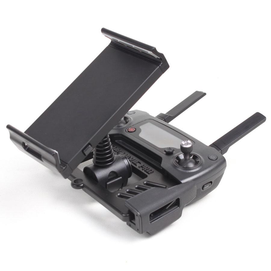 Prix pour DJI Mavic Pro Accessoires 4-12 Pouce Télécommande Support Tablet Téléphone Titulaire DJI Mavic Pro Montage Extensible Support Clip