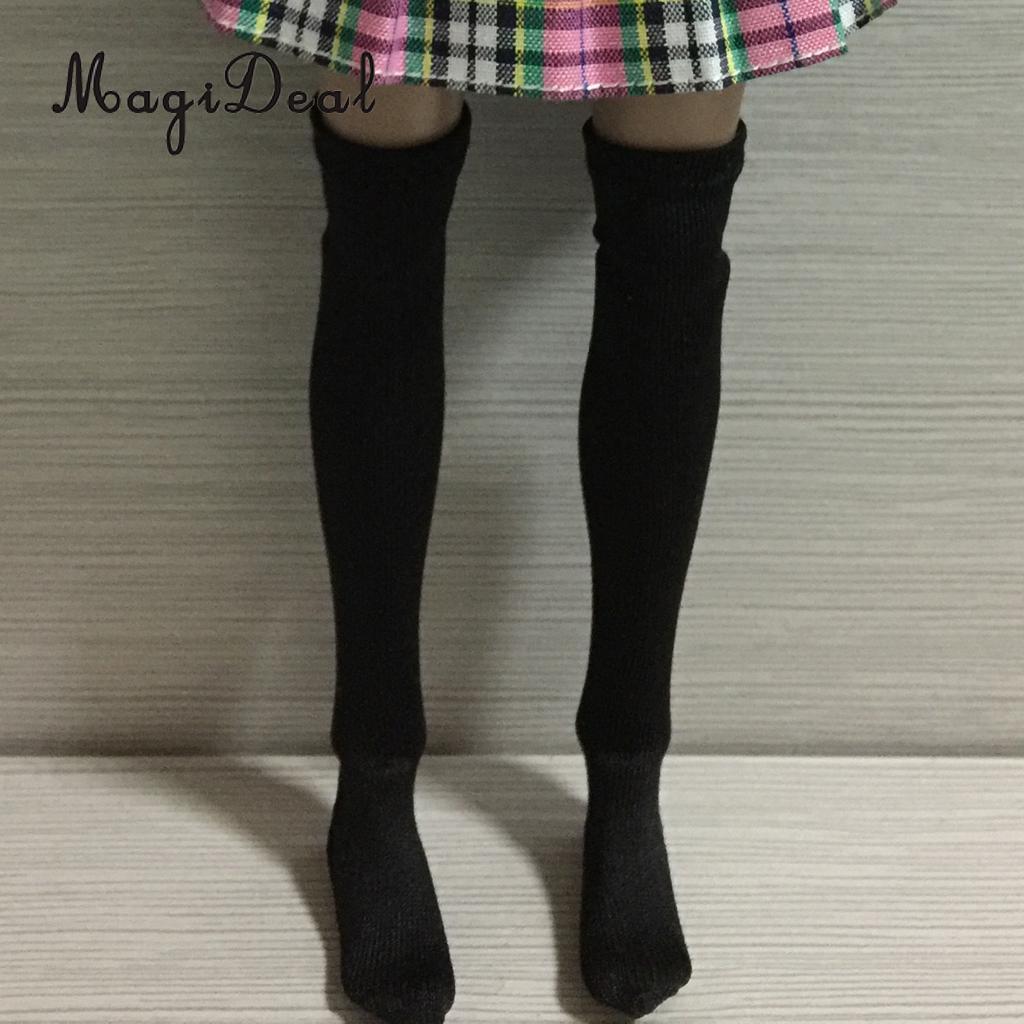 MagiDeal Мода 1/6 масштаба чулки для 12 дюймов женские фигурку тела ежедневно носить вечерние этап Танцы Show аксесс для девочек подарки ...