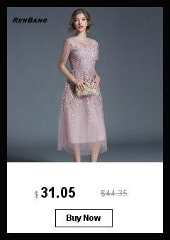 9da882328798 RENBANG Vestidos Lace Dress Elegant Women Short Prom Office Slim Party  Dresses Summer 2018 Casual Beach Dress Plus Size