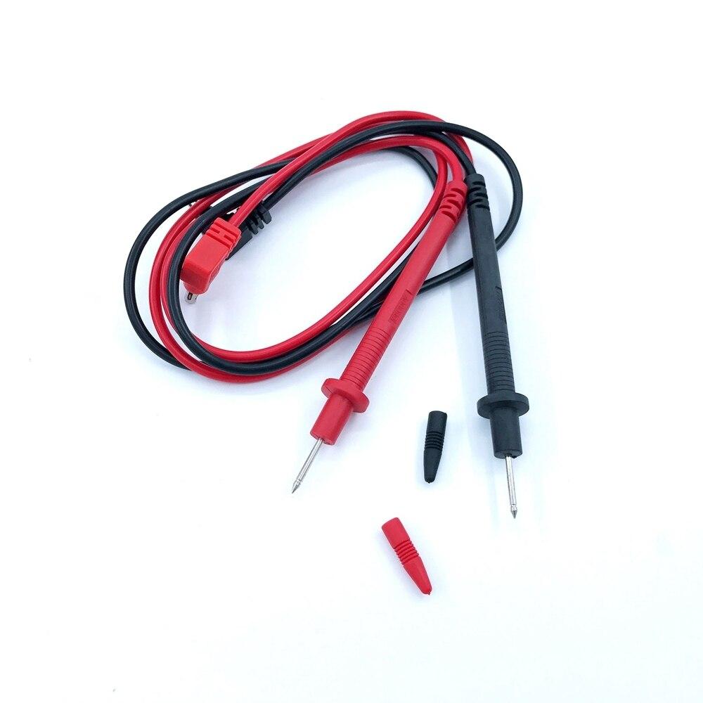 Multimetro digitale A9205 AC / DC Amperometro Capacità Voltmetro Ohm - Strumenti di misura - Fotografia 5