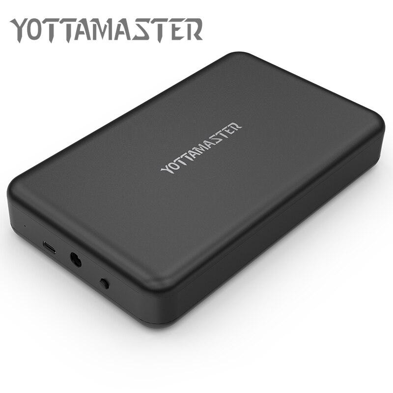 Yottamaster HDD Boîtier 3.5