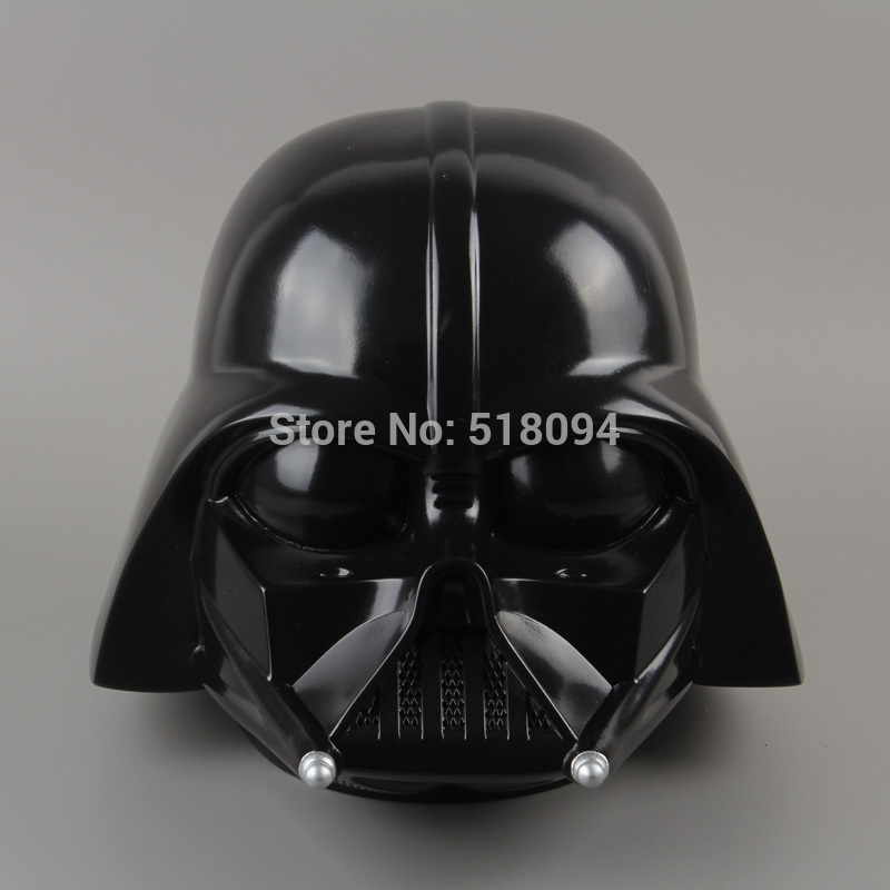 ФОТО Star Wars Helmet Piggy Bank Star Wars Darth Vader PVC Action Figure Collectible Model Toy Free Shipping MVFG173