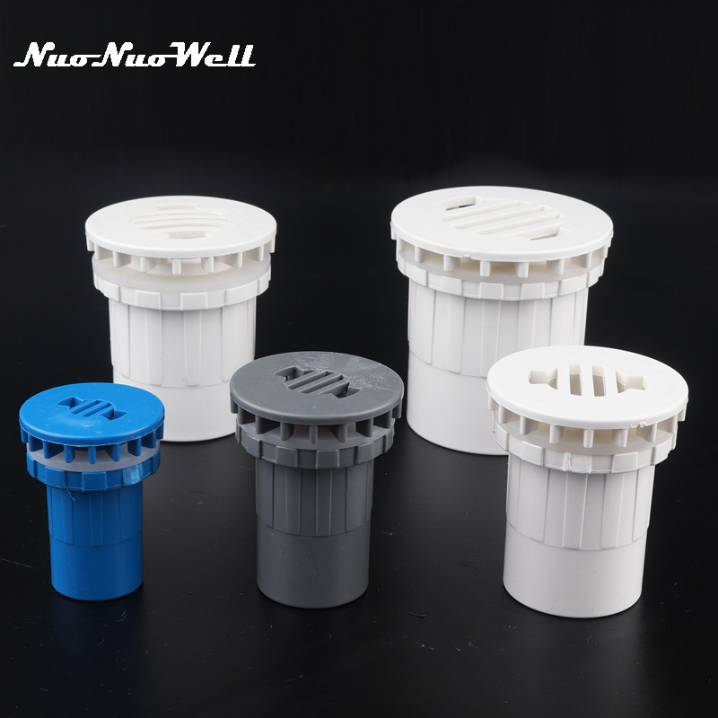 Утолщенный соединитель для аквариума, ПВХ соединитель для подачи воды для аквариума, 20 25 32 40 50 мм, 1 шт.