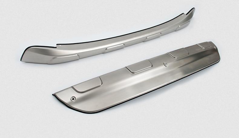 nadgrajena zgostitev drsne plošče odbijač zaščita odbijača - Avtodeli - Fotografija 2