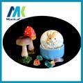 2 Pcs caixa de dentes De Leite de Cerâmica caixa de coleta de bebês e crianças dos desenhos animados do bebê lembrança lanugo preservada presente Dental Frete grátis
