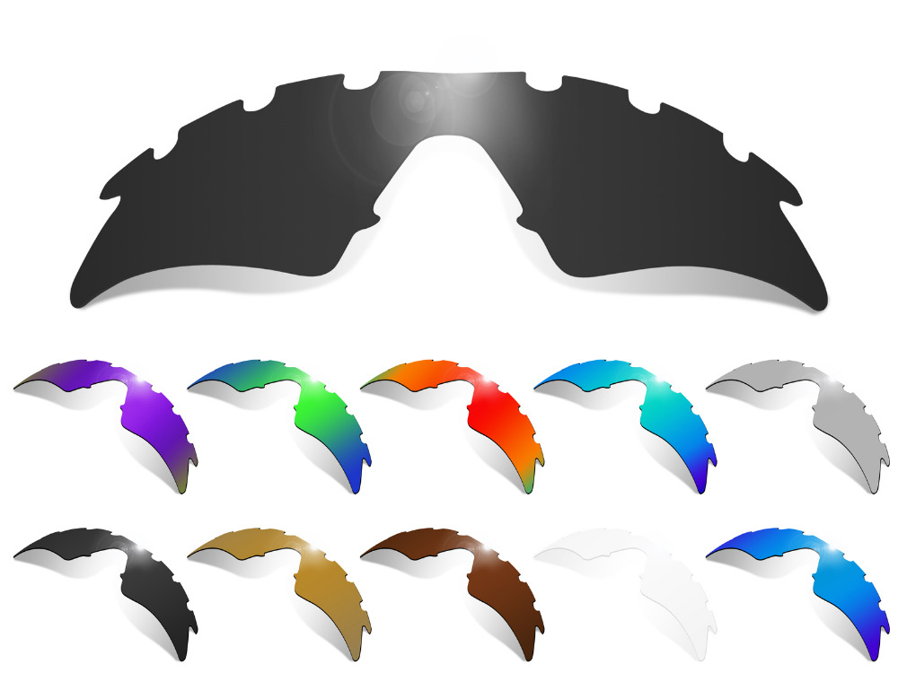 Glintbay Performance Polarized Replacement  Lenses For Oakley M Frame Sweep Vented Sunglass - Multiple Colors