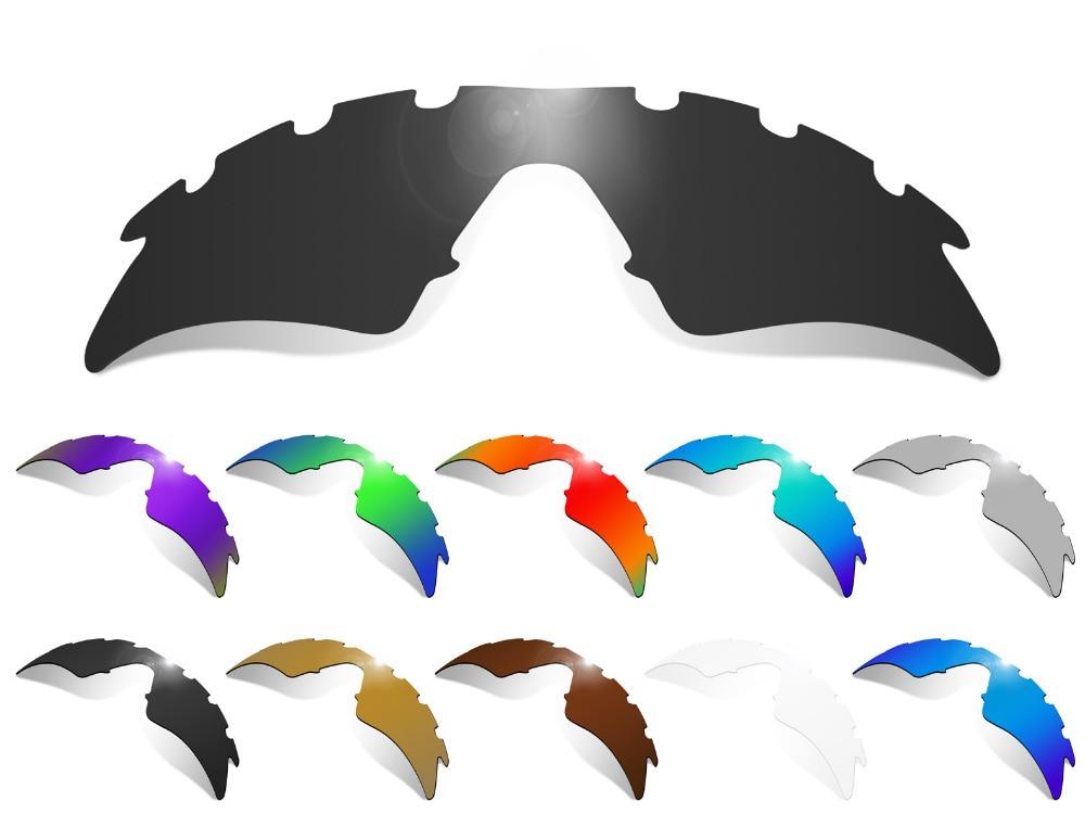 Glintbay performans polarize yedek lensler Oakley M çerçeve süpürme bacalı Sunglass-çoklu renkler