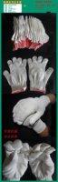высокой упругой нейлон хлопок перчатки охраны труда драйвер работа хлопок-линии перчатки