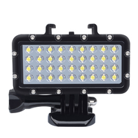 New Night Fill Light Underwater Diving Lamp Waterproof LED Light For GoPro Xiaomi Yi Lite 4k