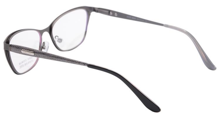 091e6b3034 SHINU brand cat eye glasses frame stainless steel metal frame women ...