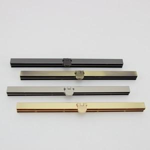 """Image 4 - 4 шт. 4 вида цветов Accep Mix, высокое качество 19 см 7,5 """"металлический кошелек Рамка застежка для сумочки принадлежности для бумажника сумки letaher товары scewing"""