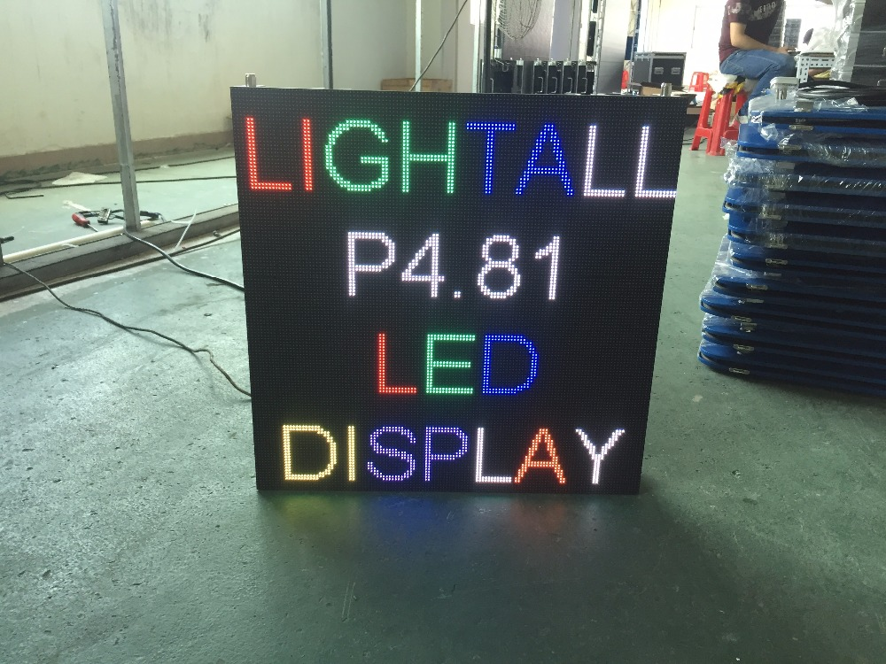 P4.81 Indoor LED Panel,500X500 Aluminium Die Casting Cabinet,full Color Video Led Display Screen,P3,P4,P5,P6,P8 Led Video Wall,
