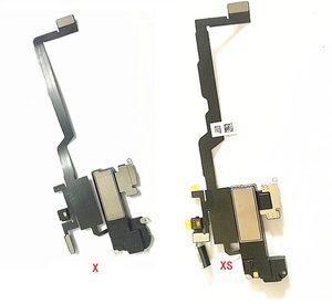 Image 1 - Cable flexible para Sensor de luz de proximidad para iPhone XS/ XS Max XR X 11 pro max, Sensor de proximidad ambiental con altavoz de oreja, piezas de repuesto