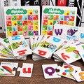 Детские Большие совпадающие головоломки, игры для раннего обучения, моя первая головоломка, игрушки для детей, развивающие игрушки подарки ...
