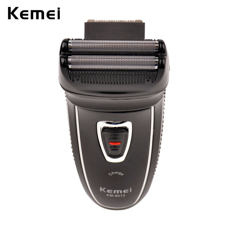 reciprocating kemei rechargeable electric shaver shavers for men beard shaving machine electric. Black Bedroom Furniture Sets. Home Design Ideas