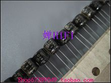 50pcs ELNA Original RA2 Black Gold  Electrolytic Capacitor 10v100uf 6x5 free shipping