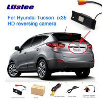 Liislee For Hyundai Tucson ix35 2009~2013 Car Rear View Back Up Reverse Parking Camera Night Vision CCD+CAM