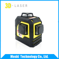 Freeshipping ! Fukuda,MW-93T 3D 12Lines laser level ,Red Laser level,Self-Leveling 360 Horizontal,Vertical Cross Super Powerful