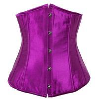 Femmes Sexy Underbust Corset (S M L XL XXL) 7 couleurs pour u pick pas cher serre-taille minceur bustier tops + string corset