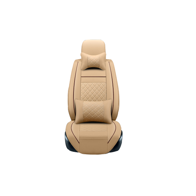1 Pcs Leather Car Seat Cover For BMW e30 e34 e36 e39 e46 e60 e90 f10