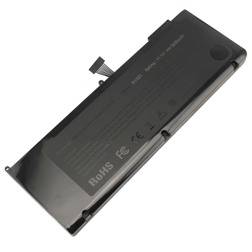 6600mAh for Apple Laptop battery MacBook pro unibody 15