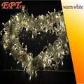 100Pcs DHL Pretty 200 LED 20M String Light Christmas/Wedding/Party Decoration Lights Lighting AC 110V 220V , Waterproof 9 Colors