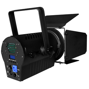 Image 4 - IMRELAX nouveau ZOOM 200W LED Par lumière 10 à 60 degrés COB LED Par DMX Studio Spot lumière scène Disco lumière