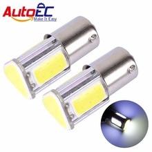 купить 1156 COB LED Reverse Lights Bulbs Car Interior Light Bulbs LED Canbus Error Free Car License Rear Parking Reverse Lights #LF61 по цене 230.99 рублей