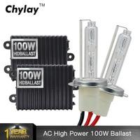 1 set 100W H7 xenon HID xenon kit H1 H3 H4 H8 H9 H10 H11 9005 HB3 9006 HB4 100W ballast 5000K 6000K 8000K for car headlight