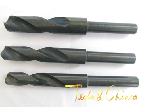21.4mm Tungsten Carbide Tipped Straight Shank Reamer