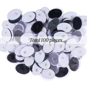 100Pcs 3.5mm Plug Reusable Gel