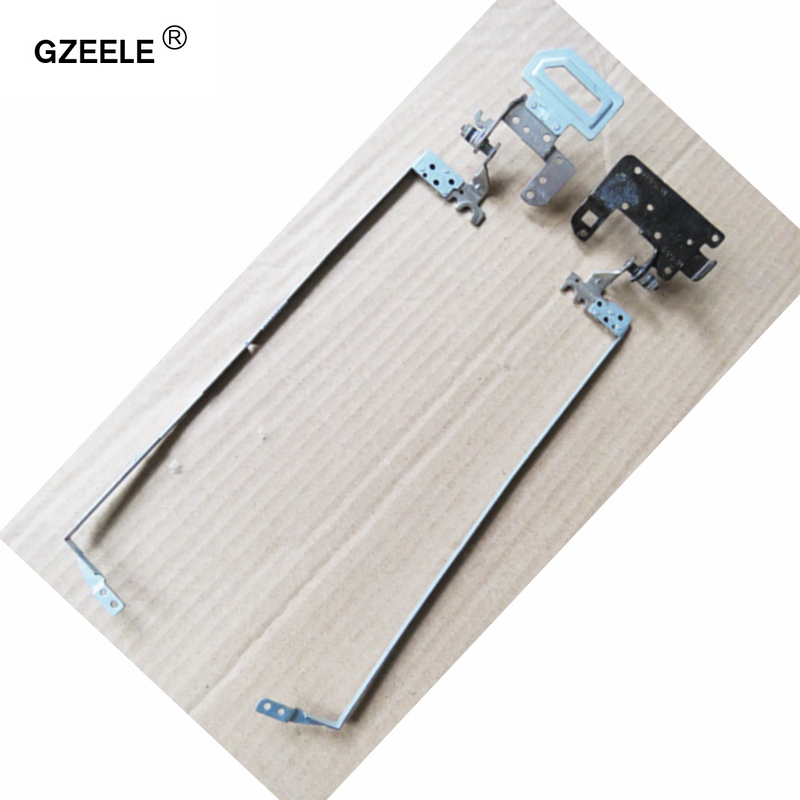 GZEELE New Lcd Hinges For For Acer TravelMate P256-M P256-MG Laptop Lcd Hinge Set 33.ML9N2.004 AM154000B00 AM154000A00 NEW