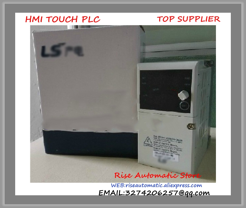LSLV0008C100-1N new 0.8KW 1 phase 200V Inverter VFD frequency AC drive