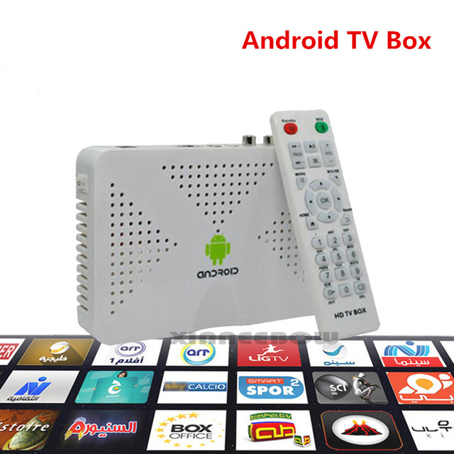2017 Smart tv box Android tv box ,empty tv box media player or 1 Year iptv  subscription